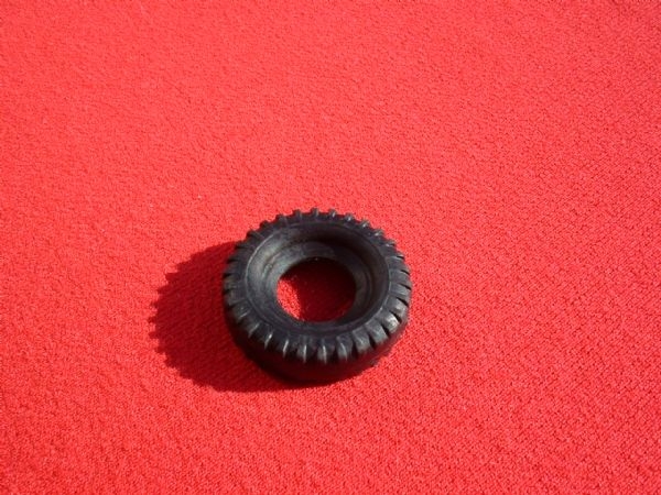 27mm Black Treaded for 666,885,888,965 Tyre (Each)